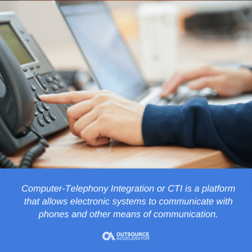 What is Computer-Telephony Integration?