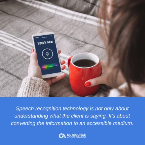 What is Speech Recognition