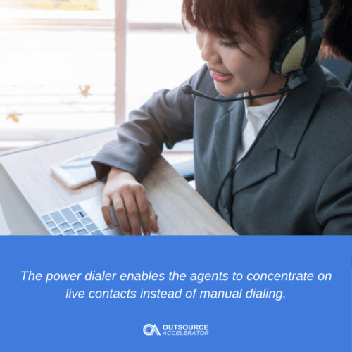 What is a Power Dialer?