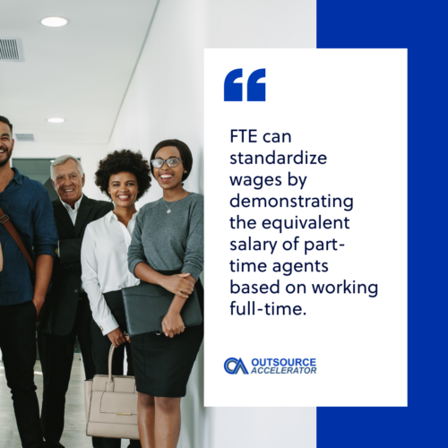 Full-time equivalent (FTE) definition