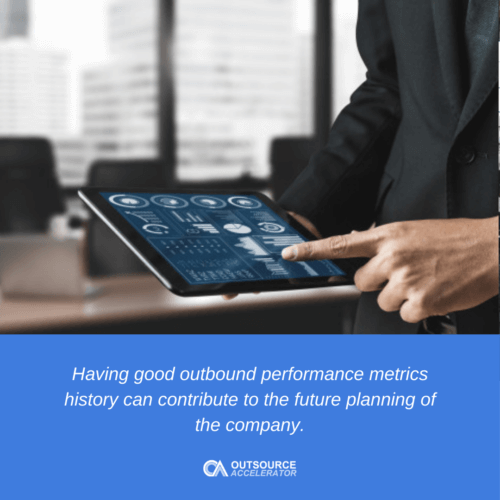 What are Outbound Performance Metrics?