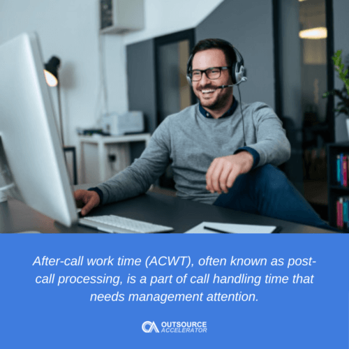 What is After-Call Work Time