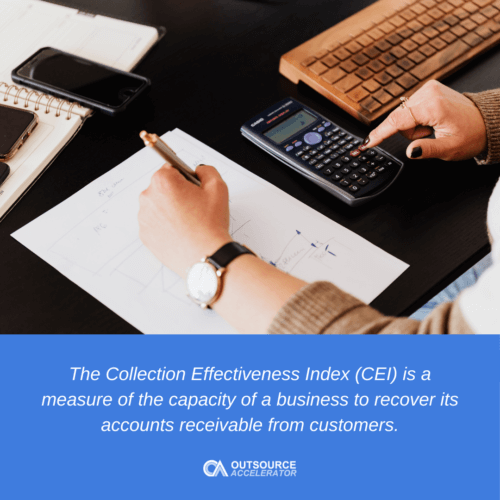 What is the Collection Effectiveness Index