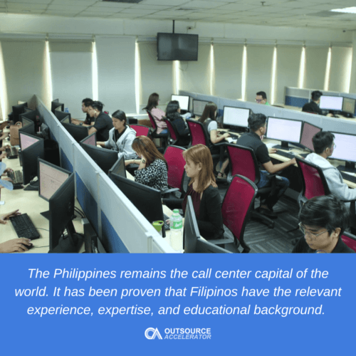 Why global companies outsource their healthcare services to the Philippines