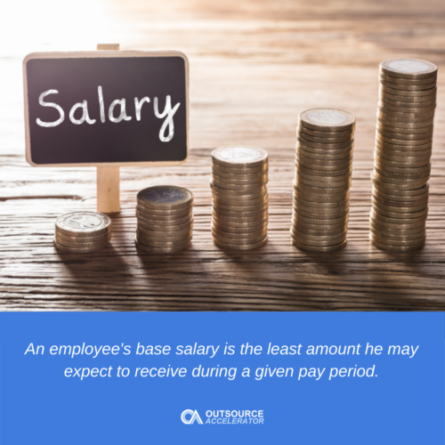 What is the base salary per year?