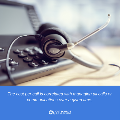 What is the cost per call?