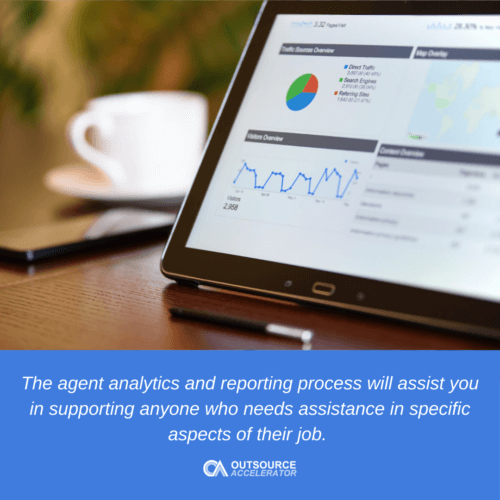 Benefits of call center analytics and reporting process