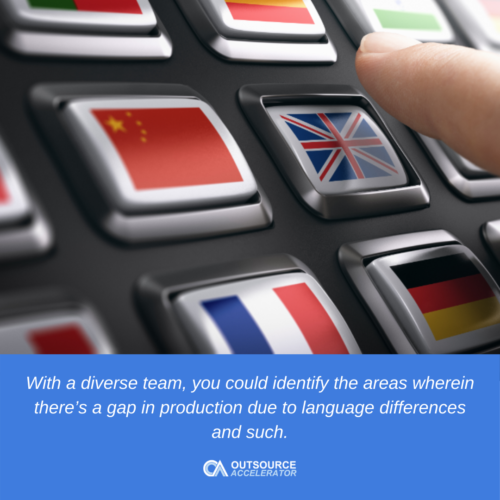 Benefits of having a multilingual support team
