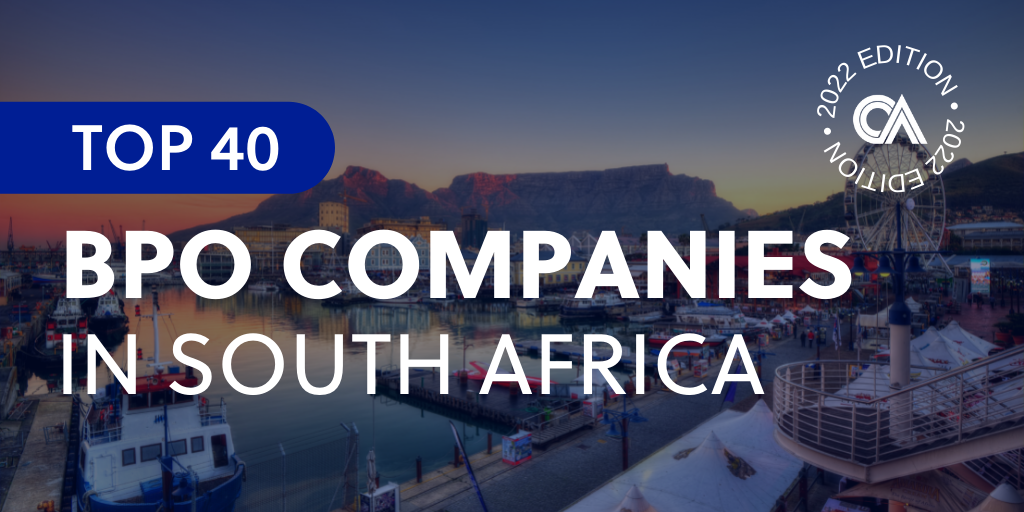 Top 40 BPO Companies in South Africa