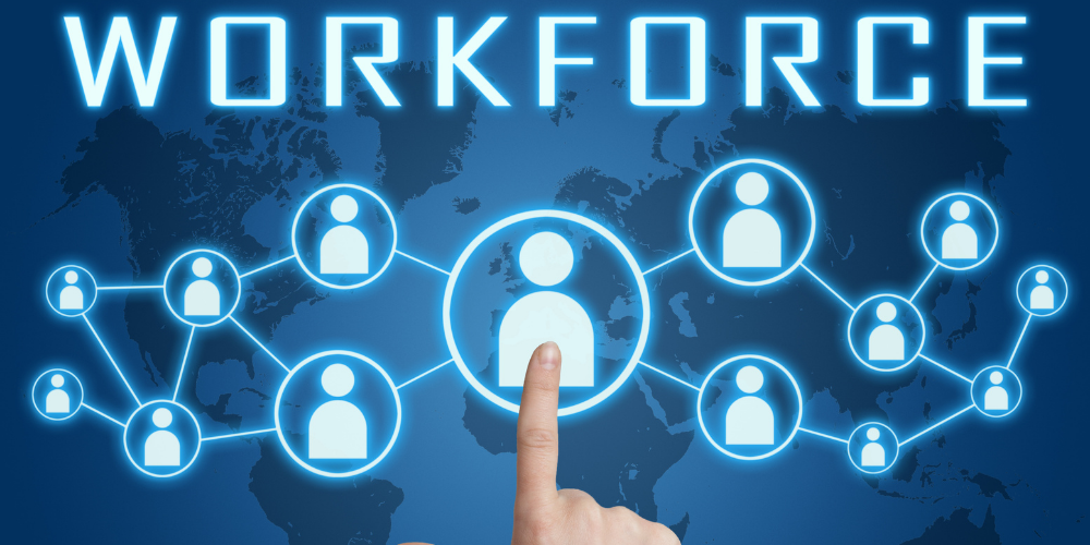 Hybrid workforce: The future of work