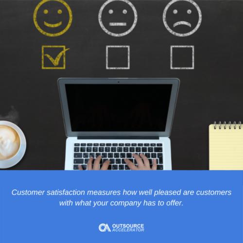 Customer satisfaction overview