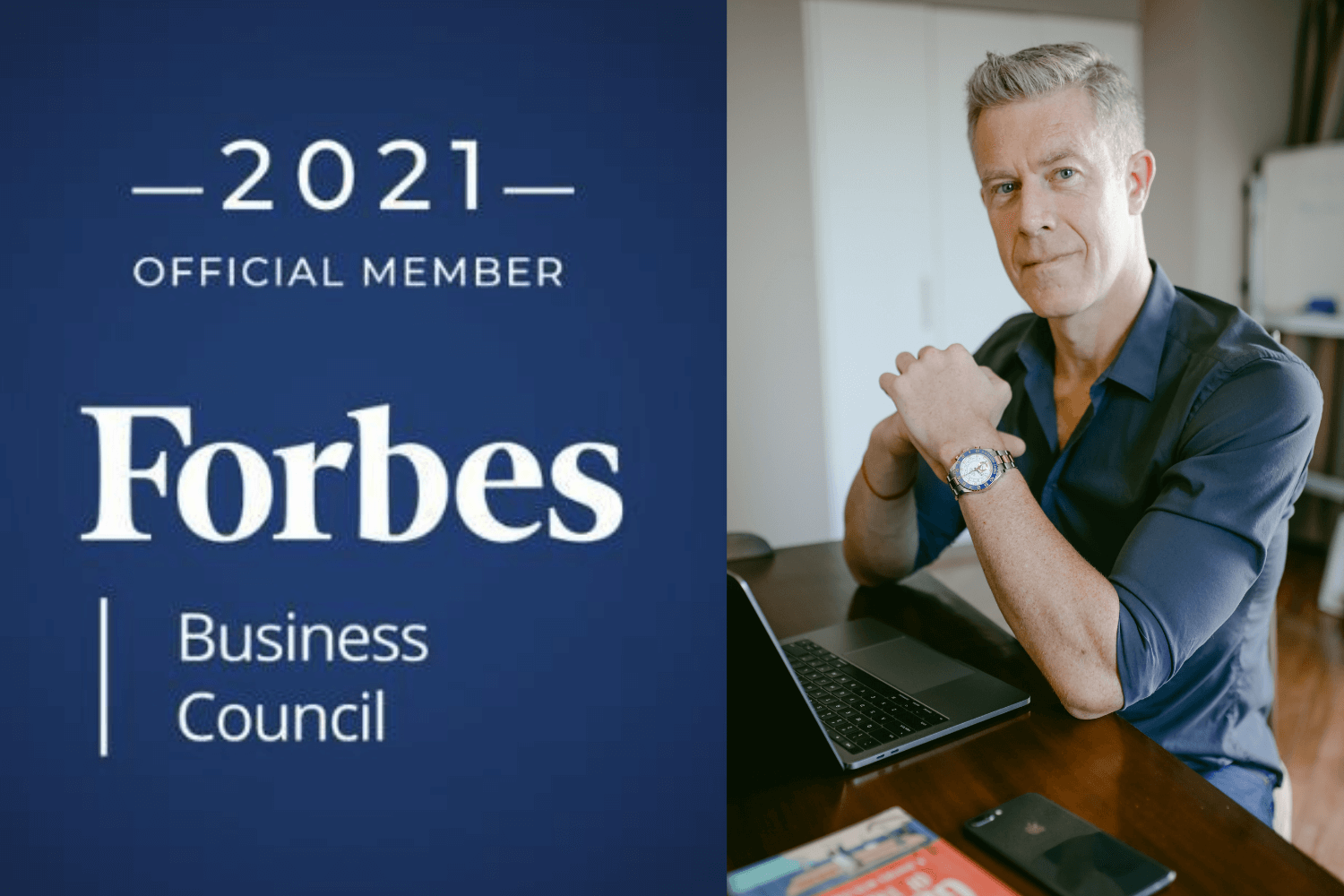 Derek Gallimore Forbes Business Council