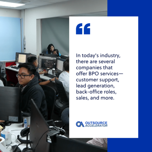 Getting started with Philippine outsourcing