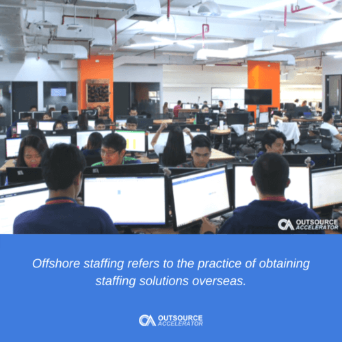 Fundamentals of offshore staffing