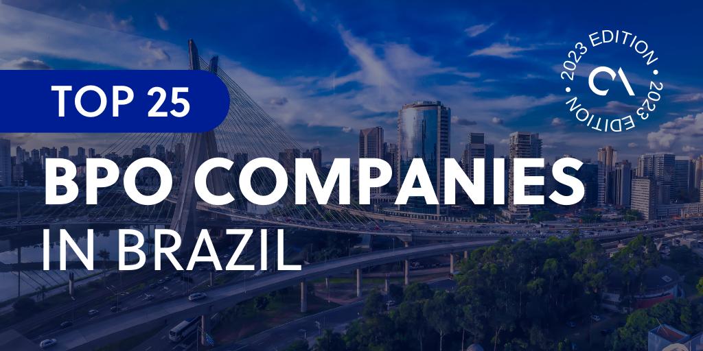 Top 30 BPO Companies in Brazil