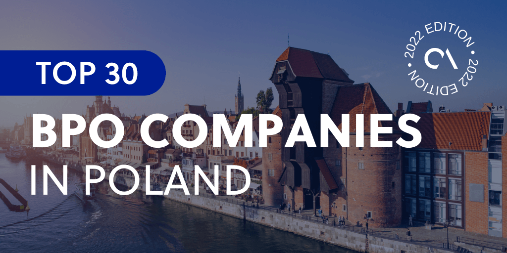 Top 30 BPO Companies in Poland