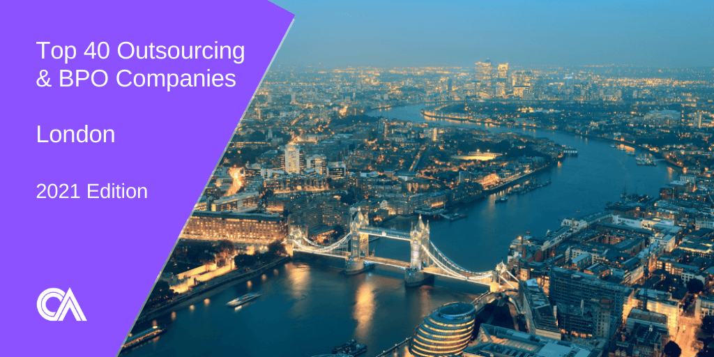 Top 40 outsourcing companies in London