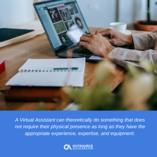 Types of virtual assistants