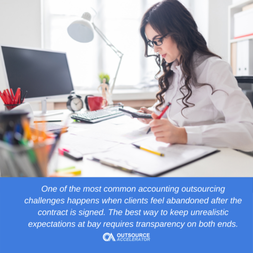 Accounting challenges and how to overcome them
