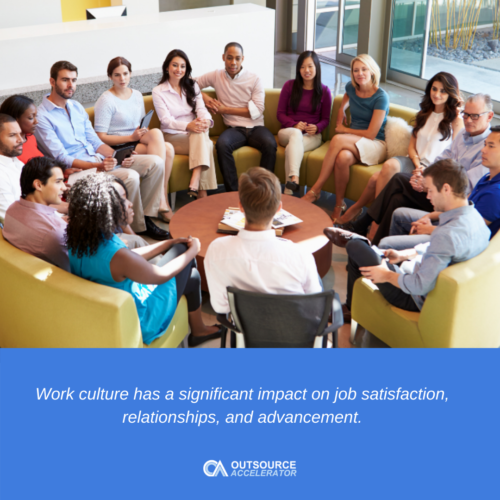 Good work culture