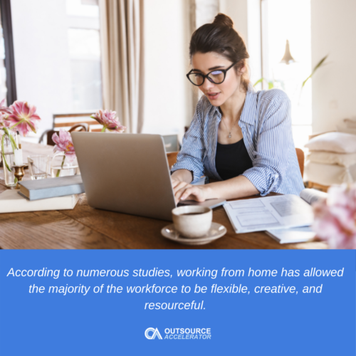 Is 'work from home' a sustainable arrangement