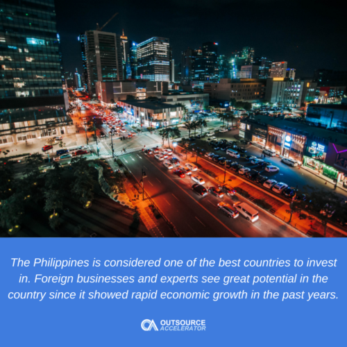 Is the Philippines a good country to invest in?