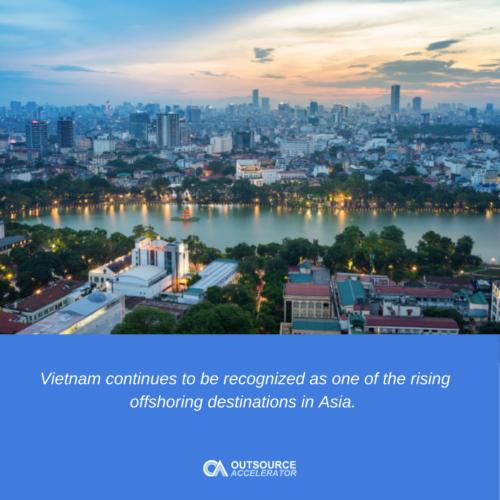 Offshoring to Vietnam