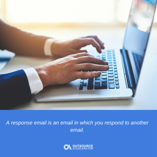 Respond to Email