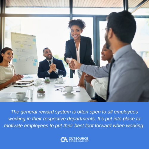 How do you give employees recognition?