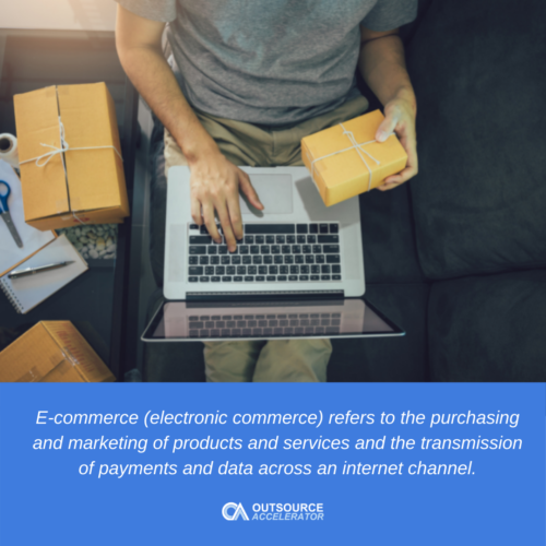 What is an E-commerce