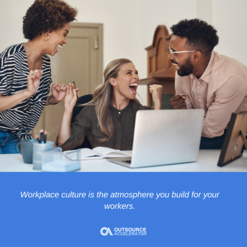 What is work culture