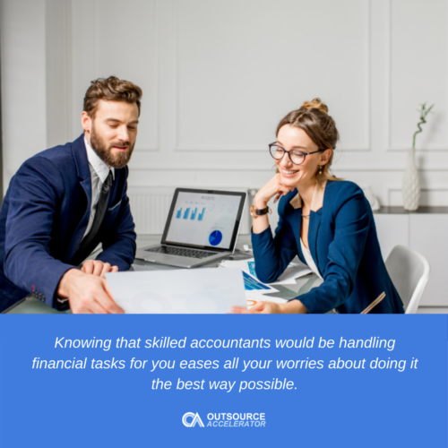 Why business outsource their accounting functions