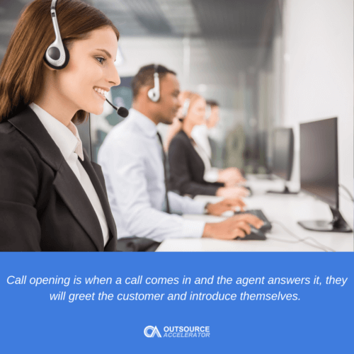 Call Opening