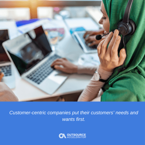 Tips in building a customer-centric culture