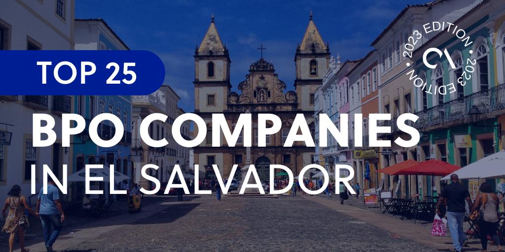 Top 25 BPO Companies in El Salvador
