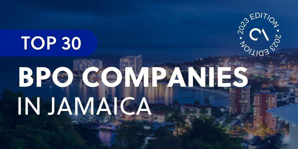 Top 30 BPO companies in Jamaica