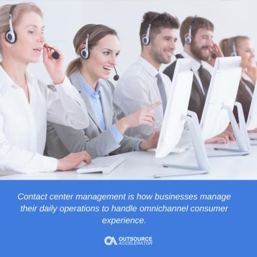 Contact Center Management