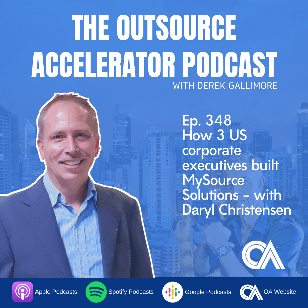 How 3 US corporate executives built MySource Solutions – with Daryl Christensen