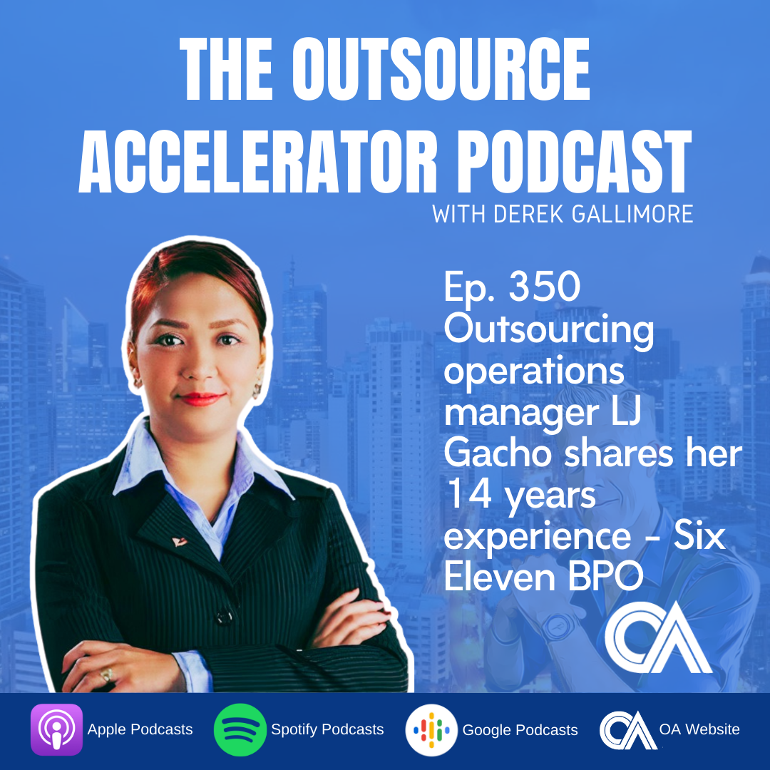 Outsourcing operations manager LJ Gacho shares her 14 years experience – Six Eleven BPO