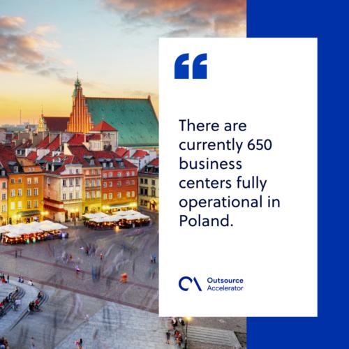 outsourcing to Poland