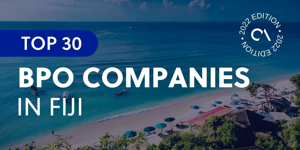 Top 30 BPO companies in Fiji