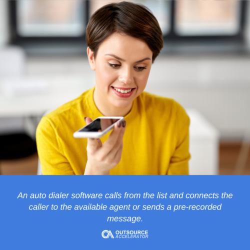 auto dialer software