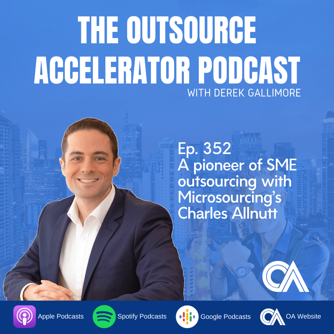 A pioneer of SME outsourcing with Microsourcing's Charles Allnutt
