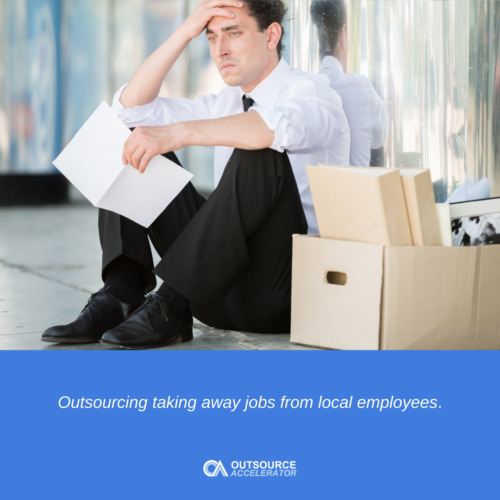 Outsourcing challenges that companies face